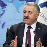 Bakan Arslan: İlk uçağı Şubat'ta indireceğiz
