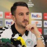 Konyaspor kararını verdi! Ali Çamdalı...