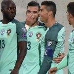 Ronaldo Portekiz'i kurtardı