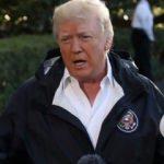 Trump: Gelip bana yalvardı!