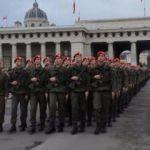 Avusturya'da Türk kökenli asker öldürüldü
