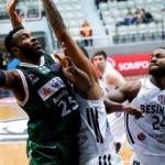 Beşiktaş Sompo Japan ilk maçında mağlup