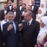 Cumhurbaşkanı Erdoğan ilahi söyledi