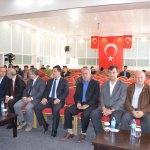 """""""Şehir ve Kültür Akademisi"""" konferansları"""