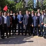 Mersin'deki polis servis aracına bombalı saldırı