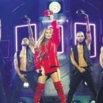 Jennifer Lopez yardım gecesinin yıldızı oldu