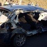 Kuzey Marmara Otoyolu'nda kaza: 2 ölü!