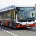 Yerli elektrikli otobüs 'SILEO' görücüye çıktı!