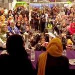 Manchester'da Müslüman yaşam tarzı fuarı