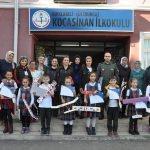 """Lüleburgaz'da """"maket uçak yapımı"""" etkinliği"""