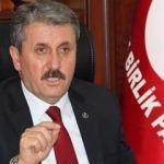 Destici'den Afrin operasyonu açıklaması!