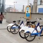 Ücretsiz bisiklet parklarına yoğun ilgi