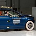 Ford'un son modeli kaza testinden tam not aldı