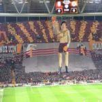 Galatasaray'a koreografi şoku!