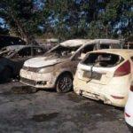 'Arap Emrah'ın cinayet arabaları!