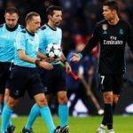 Geceye damga vuran an! Ronaldo ve Çakır...