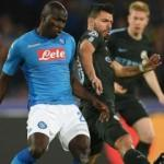 Manchester City Napoli'yi yıktı geçti