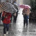 10 Kasım Meteoroloji Genel Müdürlüğü & AKOM uyardı! Sağanak yağışlar...