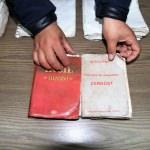 Terör örgütü sığınağında Kürtçe İncil bulundu