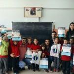 """Ordu'da """"Köy Okulları Tiyatro ile Buluşuyor"""" kampanyası"""