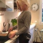 Ajda Pekkan mutfakta!
