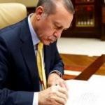 Cumhurbaşkanı Erdoğan'dan 10 kanuna onay!
