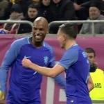 Babel'den gol sonrası tanıdık gol sevinci!