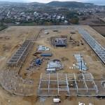 Yeni hal inşaatı devam ediyor