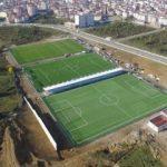 Ordu, amatör futbol tesisine kavuştu