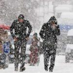 Meteoroloji Genel Müdürlüğü & AKOM'dan kuvvetli kar yağışı uyarısı!