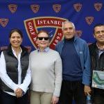 """""""Mustafa V. Koç Golf Sahası"""" hayata geçiyor"""