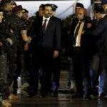 Hariri Lübnan'a döndü!