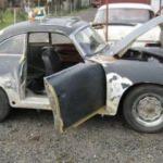 Hurdaya ayrılan Porsche'un inanılmaz değişimi