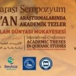 Kur'an Araştırmaları sempozyumu