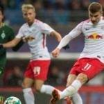 Leipzig üç puanı iki golle aldı