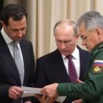 Putin'le görüşen Esed: Hazırım
