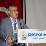 Petrol-İş Sendikası Aliağa Şubesi Genel Kurulu
