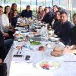 Beşiktaş'ta derbi kahvaltısı