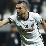 Değişikliği Pepe yaptı: 'Çıkar onu hocam!'
