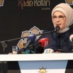 Emine Erdoğan: Önümüzdeki en büyük tehlike...