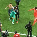 9 gol yiyen kaleciden isyan! 'Ayıptır..'