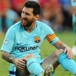 Messi'yi üzen haber Arjantin'den geldi