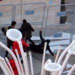 Lise öğrencisini tekme tokat dövdüler...