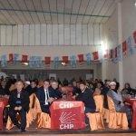 CHP Germencik İlçe Başkanlığına Toker yeniden seçildi