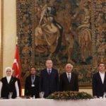 Cumhurbaşkanı Erdoğan Atina'da konuştu
