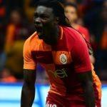 Gomis, gol sayısını 14'e çıkardı