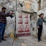 Halep'teki iç savaş, filmleri Şanlıurfa'ya taşıdı
