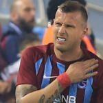 Durica'dan Trabzonspor'a kötü haber!