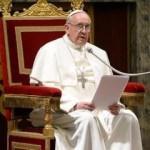 Papa'dan Kudüs açıklaması!
