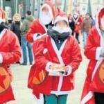 PKK'nın Noel kutlaması!